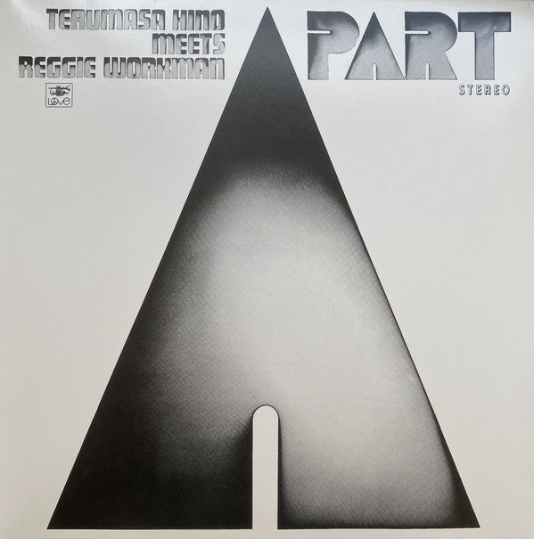 Terumasa Hino Meets Reggie Workman ‎- A Part - LP - Octave Lab - OTS-184