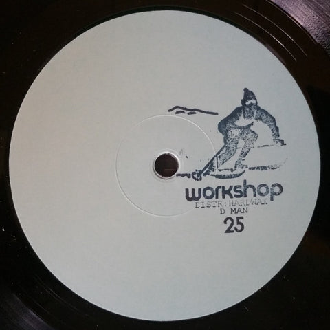 "D-Man - 12"" - Workshop 25"