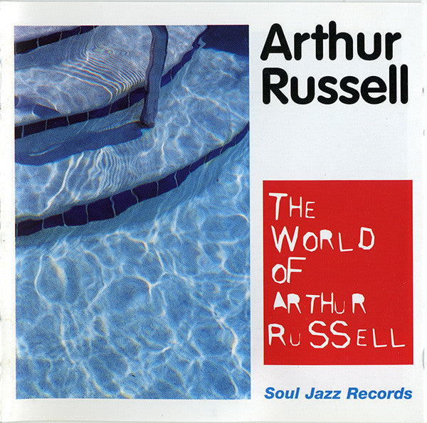 Arthur Russell - The World of Arthur Russell - 3xLP - Soul Jazz Records - SJR LP83