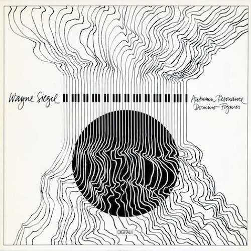 Wayne Siegel - Autumn Resonance / Domino Figures - LP - Black Sweat Records -  BS029
