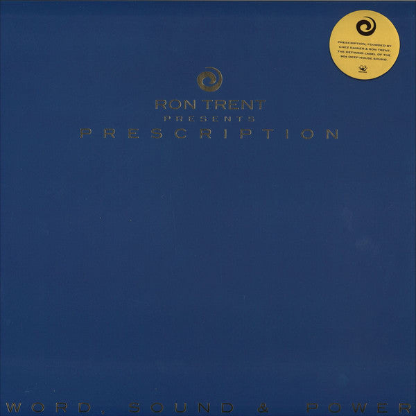VA - Prescription: Word, Sound & Power - 6xLP Box - Rush Hour - RH RSS 020