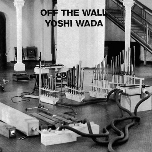 Yoshi Wada - Off The Wall - LP - Saltern - SLT-003