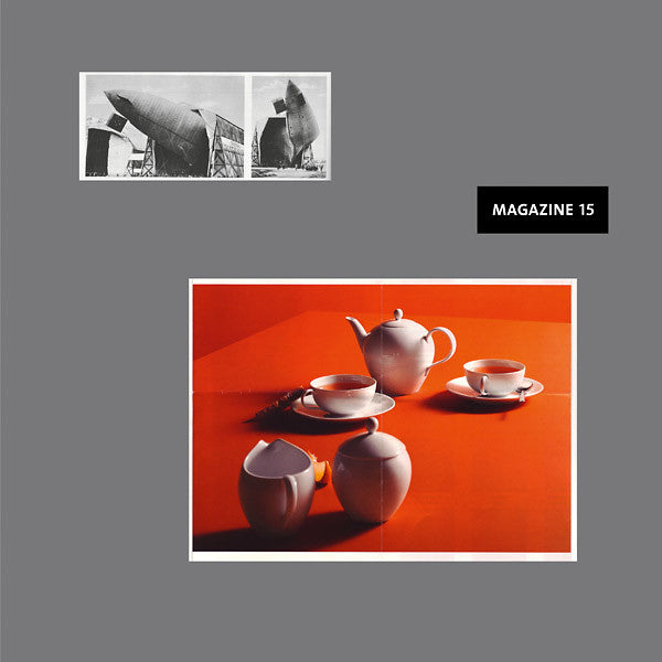 Zon - Palace - LP - Magazine - 015LP
