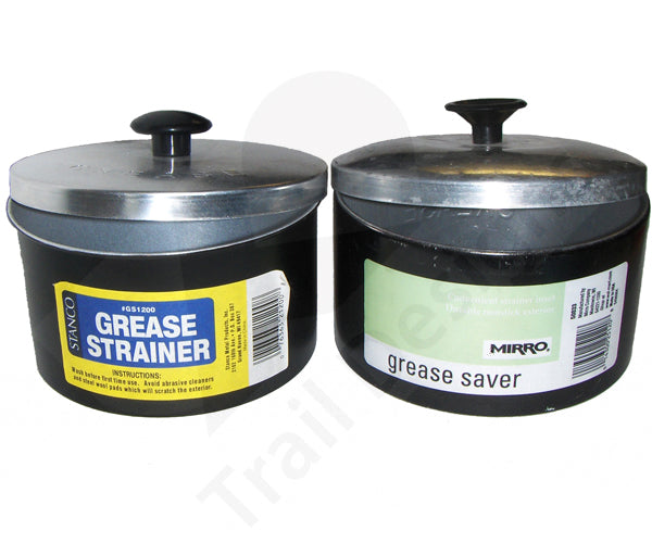 K-Mart Grease Pot comparison