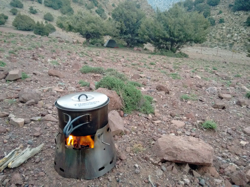 Max Meese sends us these pictures from the Atlas Mountains in Morocco.  He thanks us: ..for that incredibly well designed product. I was and am very happy with it