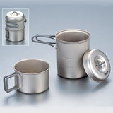 Evernew Titanium Stacking Set 750/400ml (ECA278)