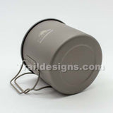 Toaks 650 ml Light Titanium Mug