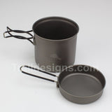 Toaks Titanium 1100ml Pot (CKW1100)