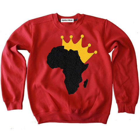 African Leader Sweatshirt