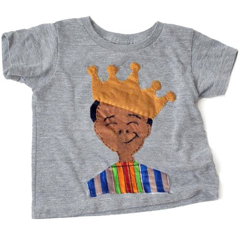 KIDS: 'Nana is King' T-shirt