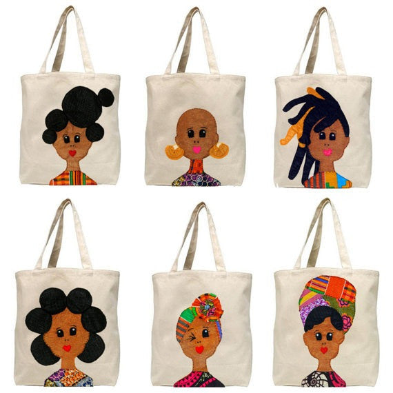 Naturally Me Shopper Tote