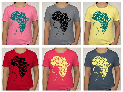 Afri-Love T-shirt