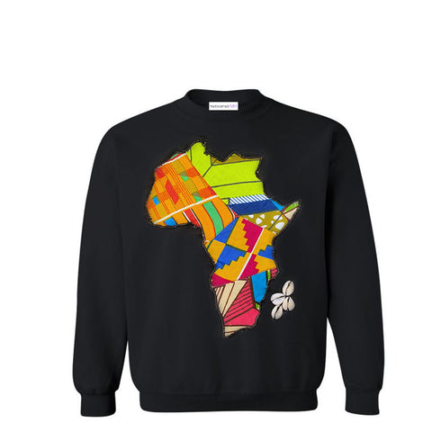 KIDS: Textiles of Africa Sweatshirt