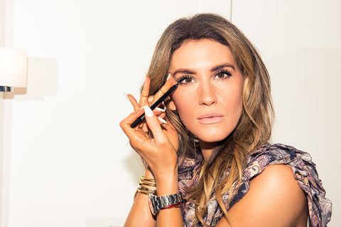 How-To: Quick Eye Makeup With Celene Gee