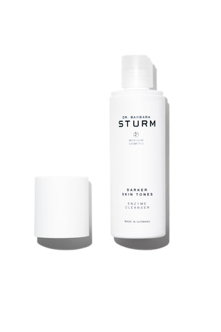 Dr. Sturm Enzyme Cleanser for Darker Skintones available at Gee Beauty