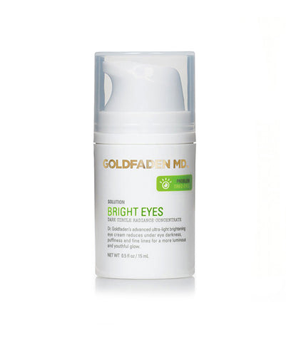Goldfaden MD Bright Eyes available at Gee Beauty