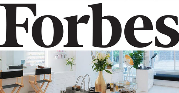 Gee Beauty featured in Forbes