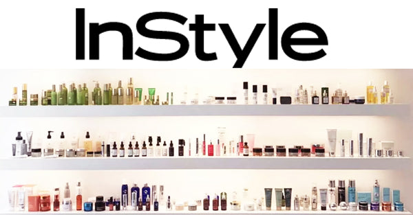 Gee Beauty featured in InStyle