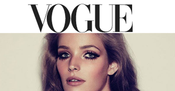 Gee Beauty featured in Vogue