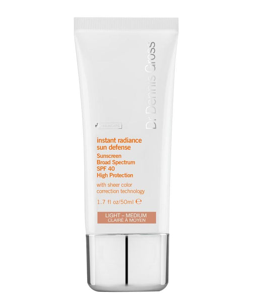 Dr. Dennis Gross - Instant Radiance Sun Defense Sunscreen Broad Spectrum SPF 40