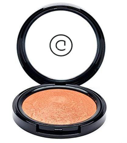 Gee Beauty Makeup - Golden Glow Baked Bronzing Powder