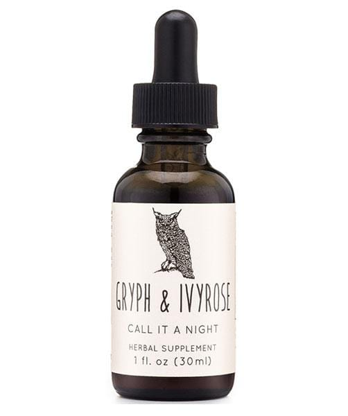 Gryph & Ivyrose - Call It A Night- Children's Herbal Supplement