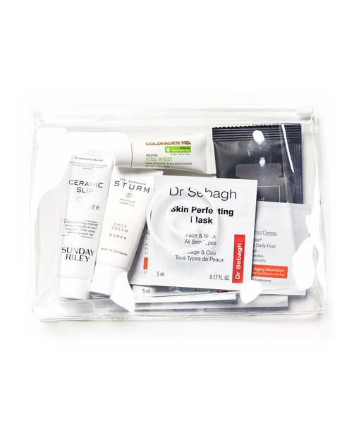 Gee Beauty - The Deluxe Sample Kit Available with Gee Beauty Marks
