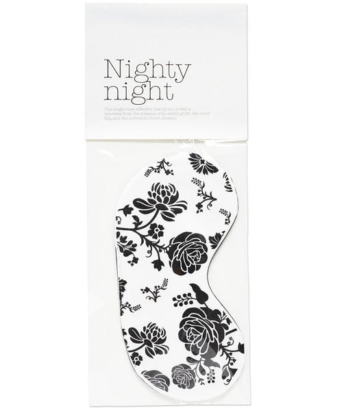 Gee Beauty - Gee Beauty Floral Sleep Mask
