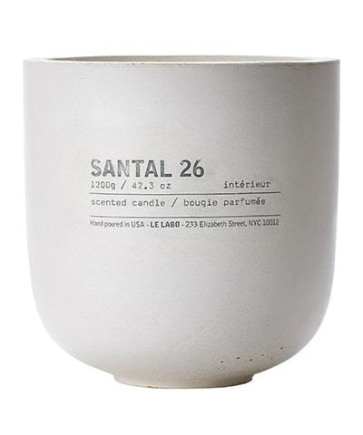 le labo - In-Store Exclusive Santal 26 Concrete Candle