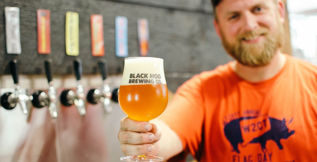 Field Trips: Black Hog Brewery