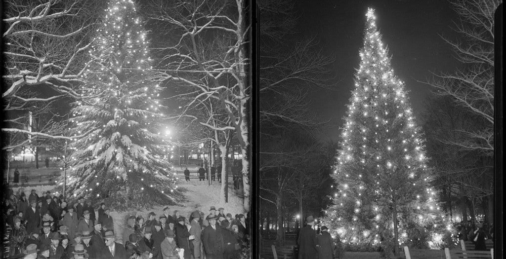 Historic gifts: A boom, beantown & tradition