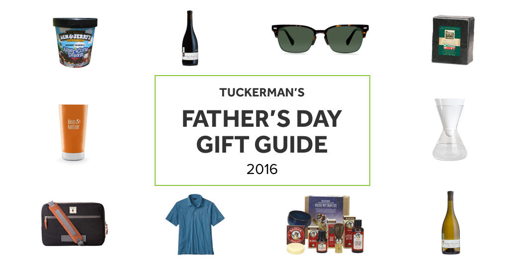 Tuckerman Father's Day Gift Guide