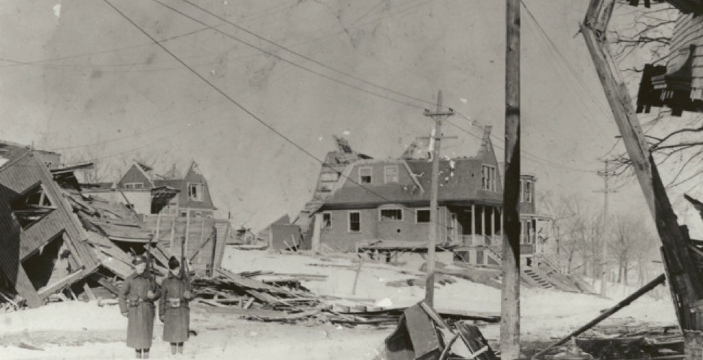 Halifax Explosion Archives