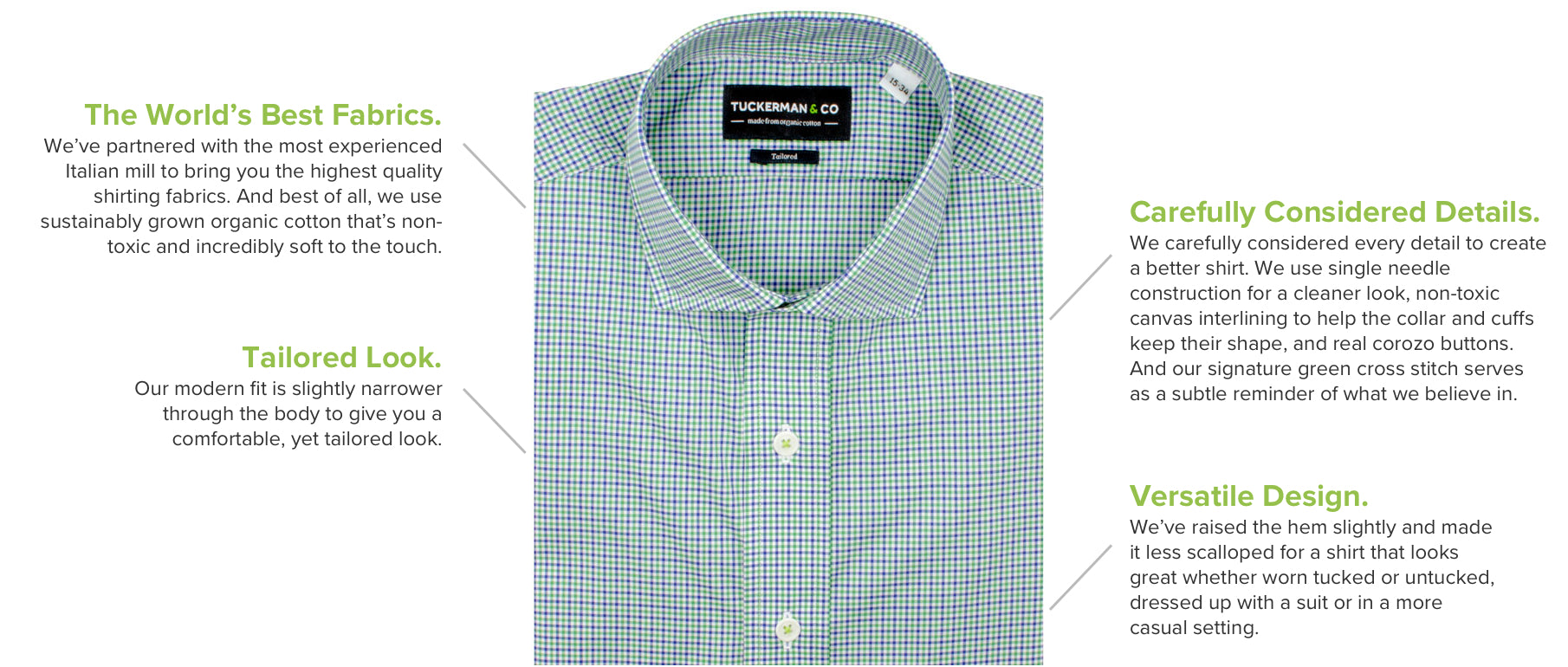 Italian Cotton Fabric For Shirts – EDGE Engineering and
