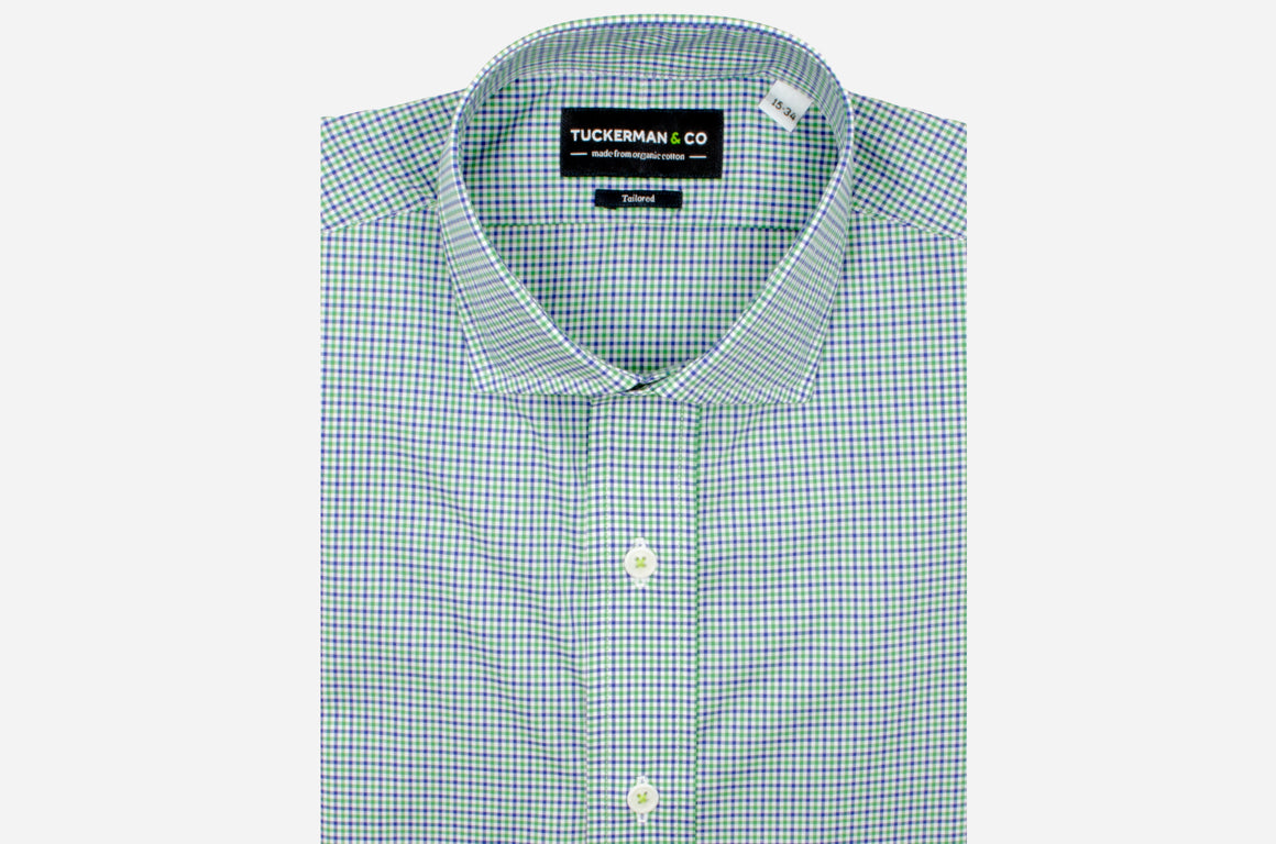 Mens Quality Organic Dress Shirts Tuckerman Co