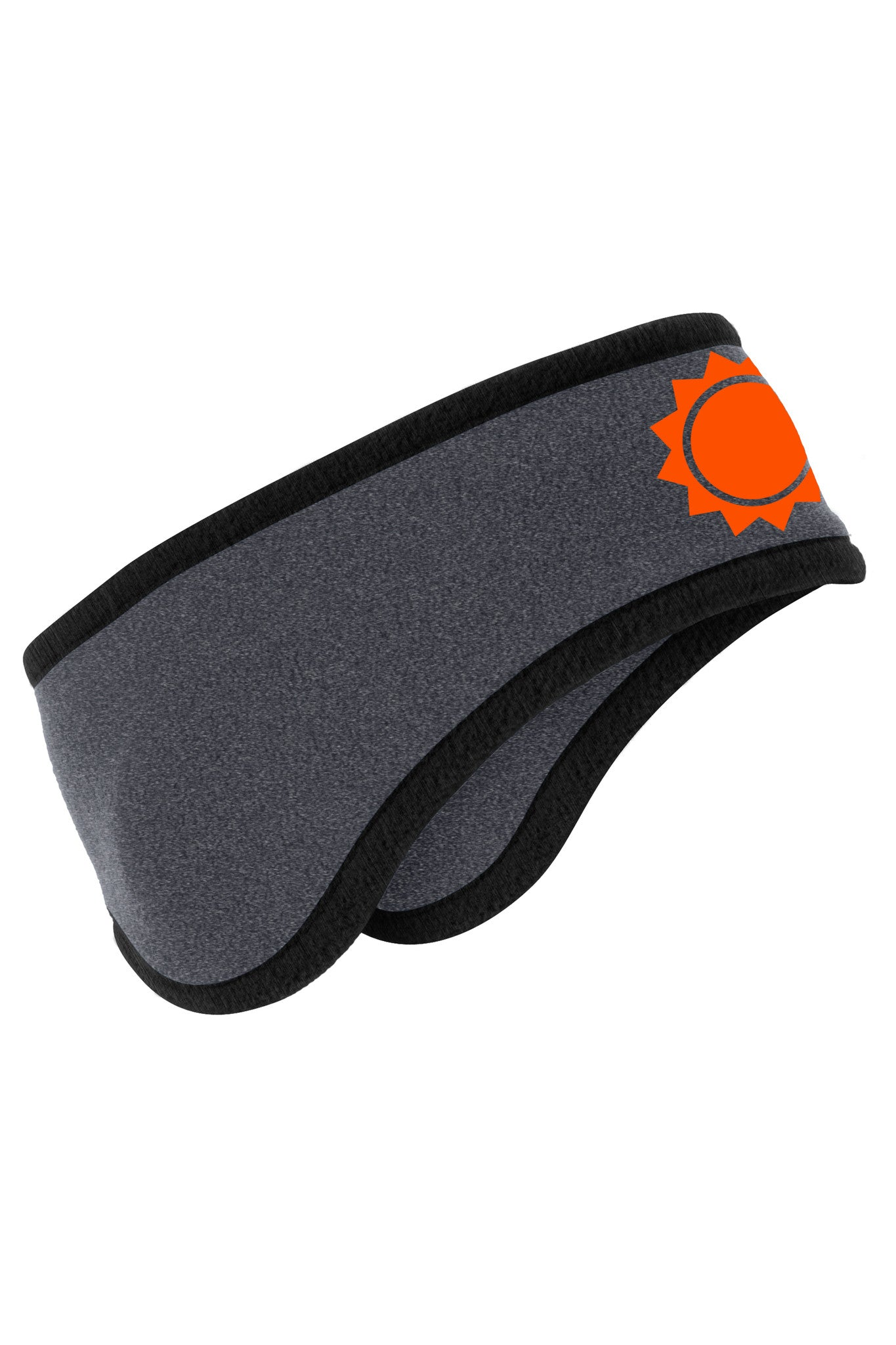 Two-Color Fleece Headband
