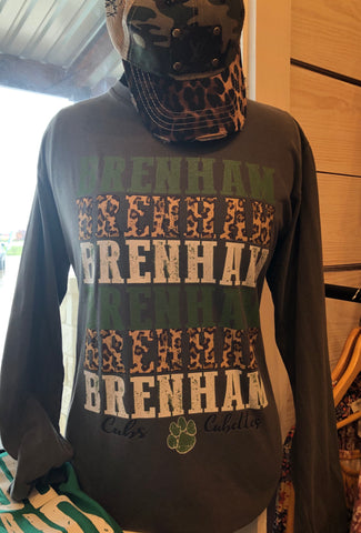 Brenham Repeat Long Sleeve Tee