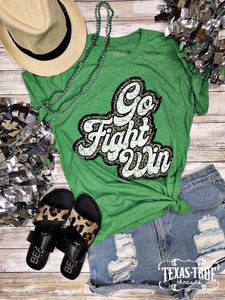 Go Fight Win Tee