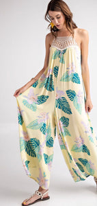 Tropical Fun Jumpsuit