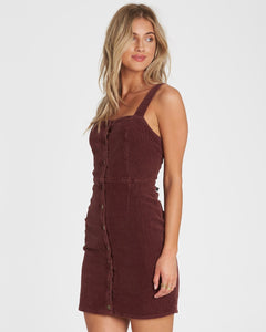Sweet on You Corduroy Dress