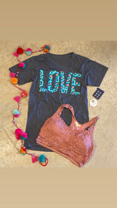 Cheetah Love Tee