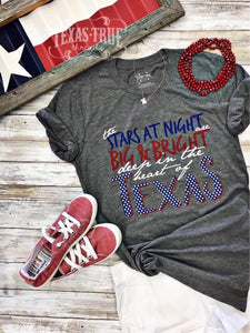 Deep in the Heart of Texas Tee