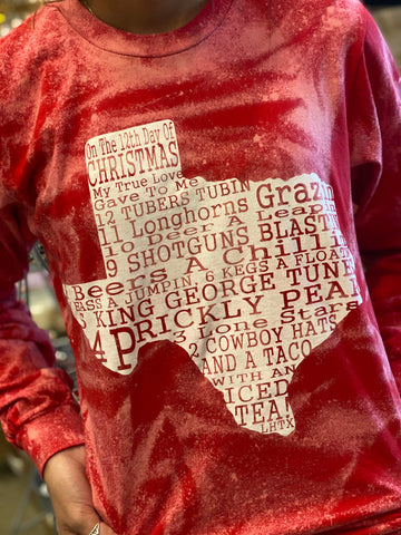 12 Days of Texas Christmas