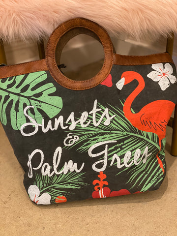 Tropical Bliss Tote