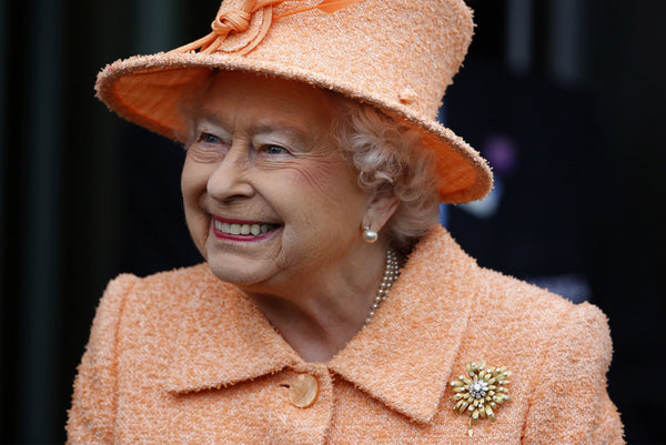 The Queen's Brooch