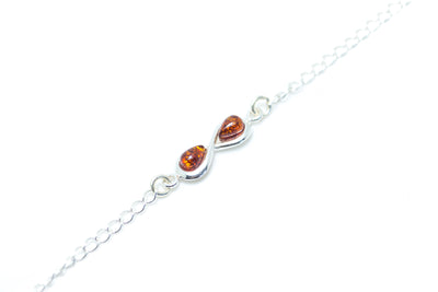 Infinity Charm Anklet Chain