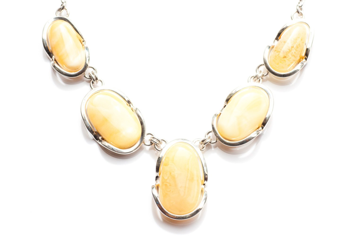 Baltic Beauty Necklaces Butterscotch Amber Necklace