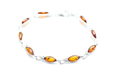 Baltic Beauty Bracelets Natural Classic Amber Bracelet