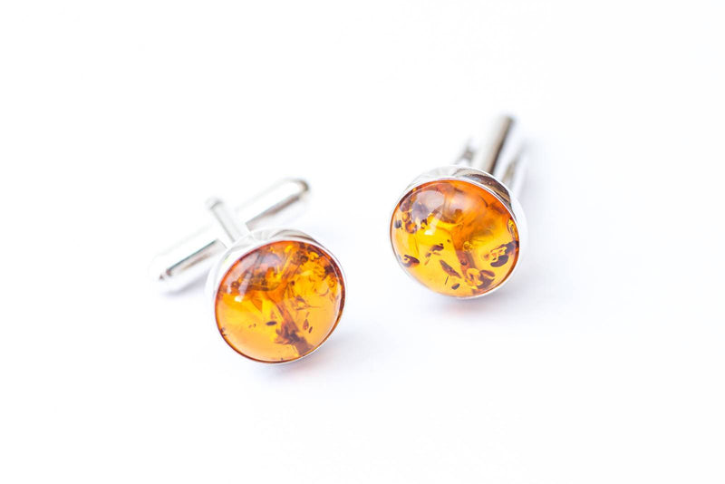 ESSENTIALS Amber Cufflinks