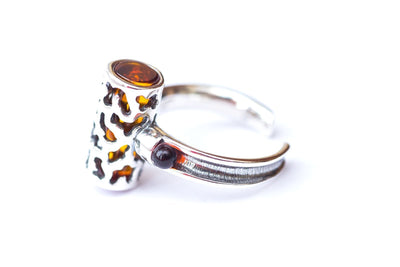 Baltic Beauty Rings Urban Amber Fashion Ring
